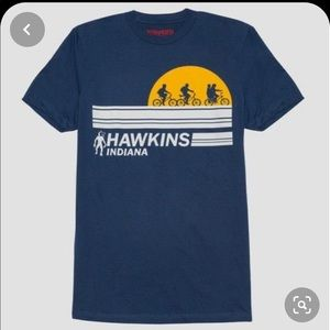 Stranger Things • Hawkins, Indiana Tee • Large